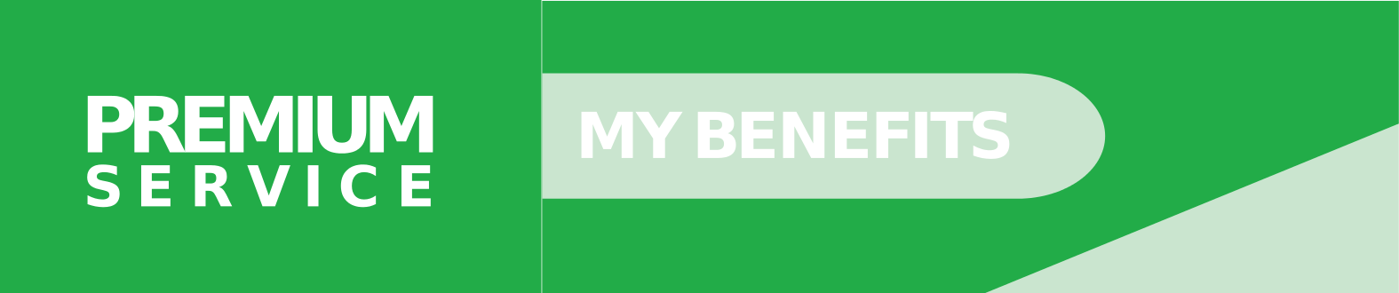 Maintain Me Premium Service - My Benefits