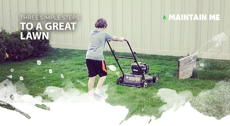 Lawn Mowing Header